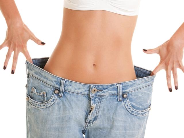 Эффективный способ похудения живота и боков